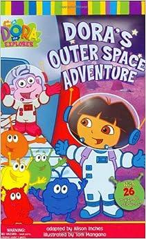 Dora S Outer Space Adventure Dora The Explorer Simon