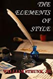 William Strunk Jr The Elements of Style