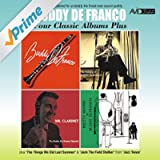 Four Classic Albums Plus (Buddy De Franco / The Artistry of Buddy De Franco / Mr Clarinet / Pretty Moods) [Remastered]