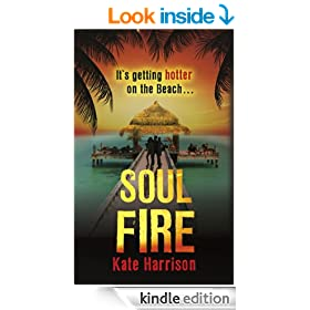Soul Fire (Soul Beach Book 2)