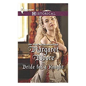 Bride for a Knight by Margaret Moore