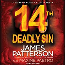 14th Deadly Sin: (Women's Murder Club 14) (       UNABRIDGED) by James Patterson, Maxine Paetro Narrated by January LaVoy