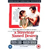 A Streetcar Named Desire (2-Disc Special Edition) [1951] [DVD]by Vivien Leigh