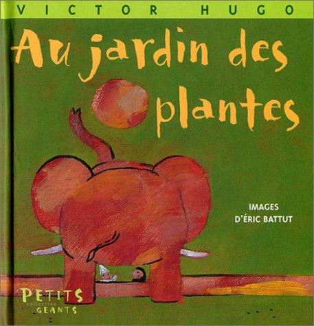 Au jardin des plantes for Au jardin des plantes poem