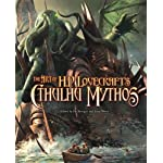 The Art Of H.P. Lovecraft's Cthulhu Mythos book cover