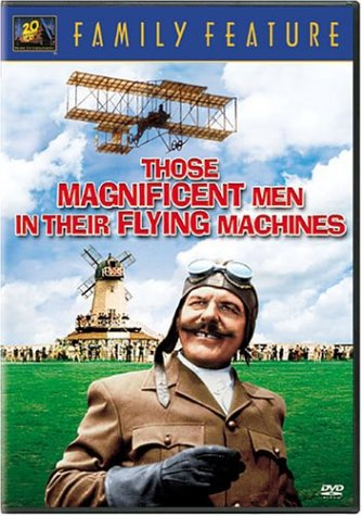 Cover art for  Those Magnificent Men in Their Flying Machines