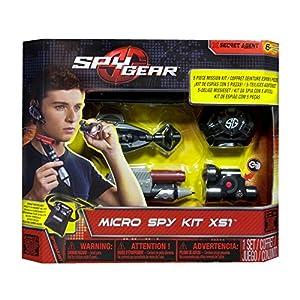 Amazon.com: Spy Gear - Micro Spy Kit XS1: Toys & Games