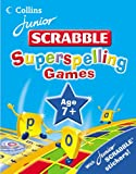 James David Junior Scrabble - Superspelling Games 7 Plus