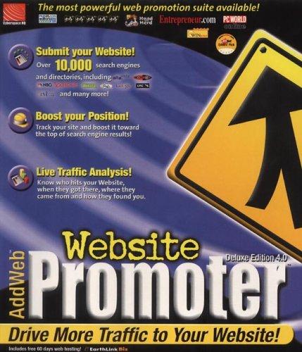 AddWeb Website Promoter Deluxe 4.0