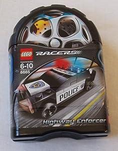 Lego Racers 8665 Highway Enforcer