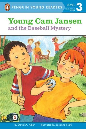 Young Cam Jansen and the Baseball Mystery (Young Cam Jansen)