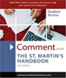 Comment for The St. Martin's Handbook (0312410042) by Lunsford, Andrea A.