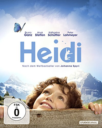 Heidi (inklusive Booklet, Postkartenset, Poster) [Blu-ray] [Special Edition]