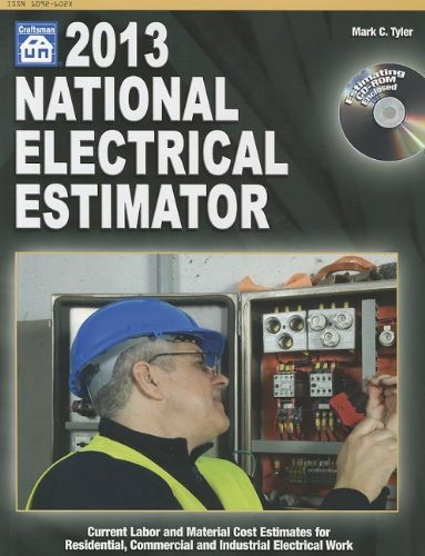 National Electrical Estimator 2013 - Craftsman Book Co - 1572182806 - ISBN: 1572182806 - ISBN-13: 9781572182806