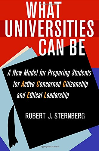 What Universities Can Be: A New Model for Preparing Students for Active Concerned Citizenship and Ethical Leadership (Model Student compare prices)