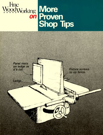 Fine Woodworking on More Proven Shop Tips: Selections from Methods of Work