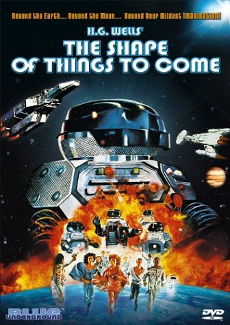 The Shape of Things to Come [Reino Unido] [DVD]