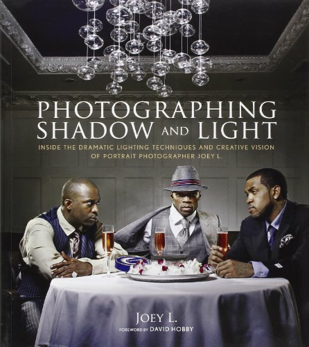 Photographing Shadow and Light: Inside the Dramatic Lighting Techniques and Creative Vision of Portrait Photographer Joe