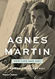 img - for Agnes Martin: Her Life and Art book / textbook / text book