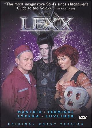 Capitulos de: Lexx