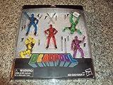 NEW Marvel Legends Deadpool Rainbow Squad 5 Pack 3.75 Inch Figures