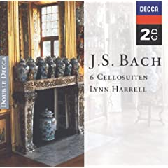 J.S. Bach: Suite for Cello Solo No.4 in E flat, BWV 1010 - 5. Bourr�e I-II