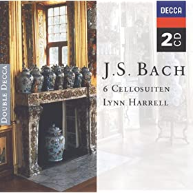 Bach, J.S.: The Cello Suites