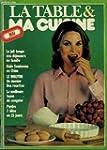 La table & la cuisine n�7 : le joli t...