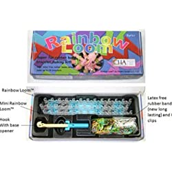 [Best price] Arts & Crafts - A-Sonic Loom Bands - 600 PCS - REFILL - Rubber Bands - Colorful - toys-games