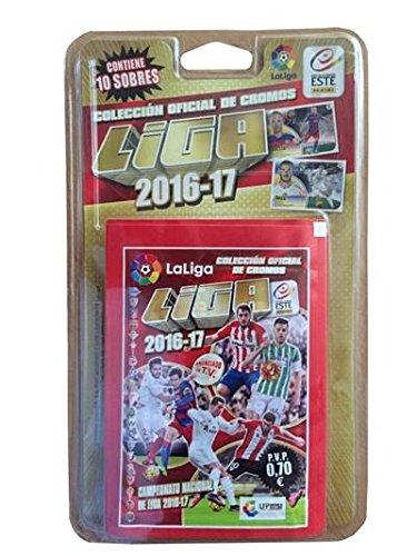 Liga Este - Blíster de 10 sobres de cromos 2016-2017 (Panini 003154BLIE)