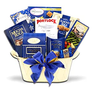 The Premium Gourmet Holiday Kosher Gift Basket