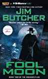 Jim Butcher Fool Moon (Dresden Files)