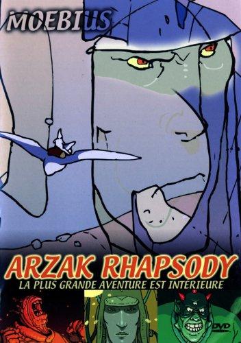 Arzak Rhapsody Du Legendaire Moebius [DVD] [Import]