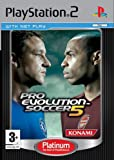 Pro Evolution Soccer 5 Platinum (PS2)