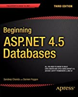 Beginning ASP.NET 4.5 Databases, 3rd Edition Front Cover