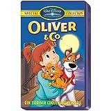 "Oliver & Co. [VHS]von ""Joey Lawrence"""