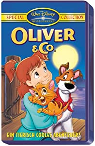 Oliver & Company [VHS] [1989]