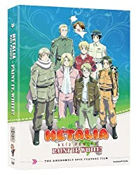 Hetalia - Paint it, White - The Movie (Limited Edition)