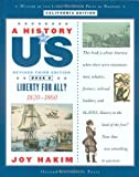 A History of US: Book Five: Liberty for All
