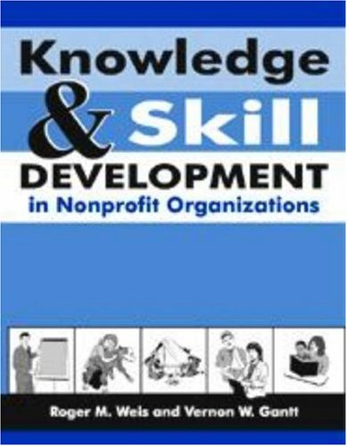Knowledge And Skill Development in Nonprofit Organizations