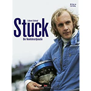 eBook Cover für  Stuck Die Rennfahrerdynastie