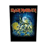 IRON MAIDEN RANA1CKENAUFN?HER / BACKPATCH #8 LIVE AFTER DEATH By IRON MAIDEN (0001-01-01)