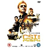 CSI: Crime Scene Investigation - Miami - Season 6 Part 1 [DVD] [2007]by David Caruso
