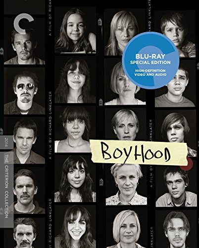 Blu-ray : Boyhood (Criterion Collection) (Special Edition, AC-3, Digital Theater System, Widescreen)