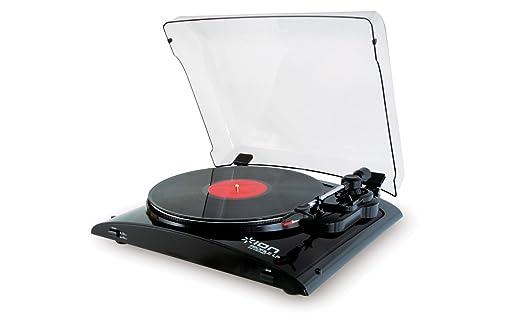 ION Profile Pro Vinyl to MP3 Turntable