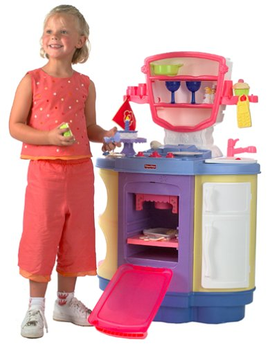 my sweet kitchen fill n store fridge pretend play toys