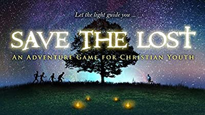 Save the Lost - a Fun Bible Game for Christian Youth Groups, Church Activities and Youth Ministries