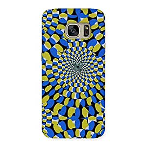 Illusion Back Case Cover for Galaxy S7