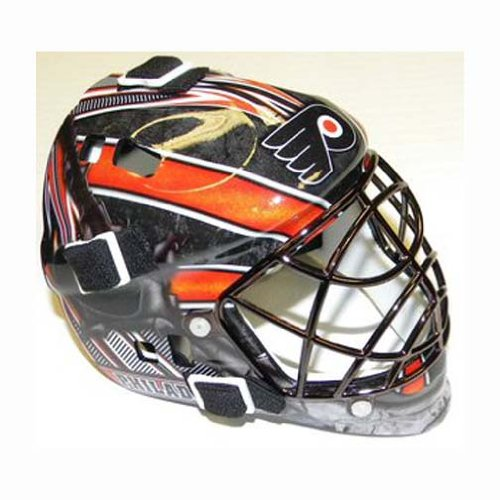 Philadelphia Flyers Franklin Mini Goalie Mask at Amazon.com