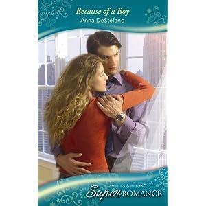 Because of a Boy (Super Romance)